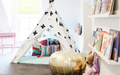 7 Ingenious Storage Ideas for Kids Rooms