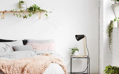 8 Ingenious Hacks for a Functional Yet Tiny Bedroom
