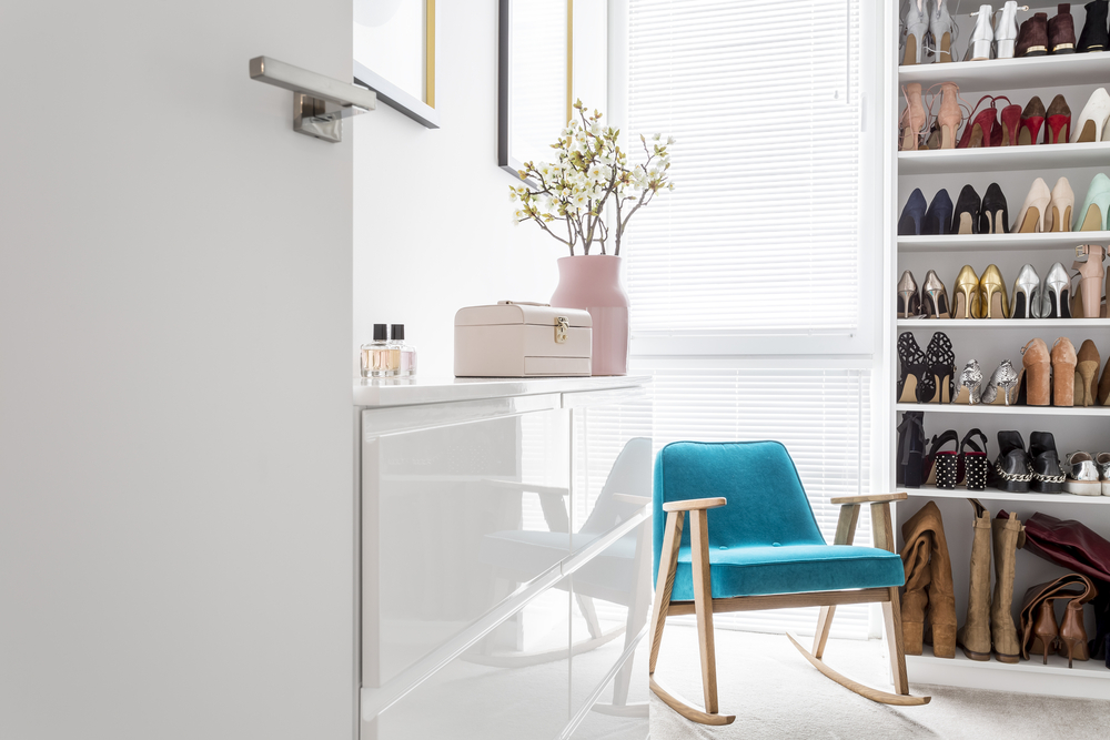 7 Practical Small Apartment Ideas for Organizing Your Shoe ...