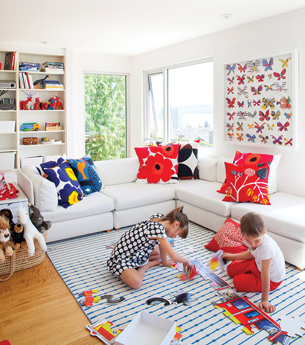 Small Space Living: Sharing a Clean Home with Children ...