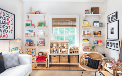 Small Space Living: Sharing a Clean Home with Children without Going Crazy