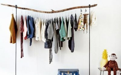 Ingenious Storage Solutions for Kids' Bedrooms without Closets