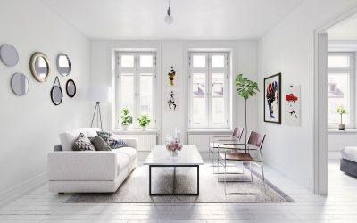 Small Apartment Organizing Tips: 7 Living Room Pieces You Can Live Without