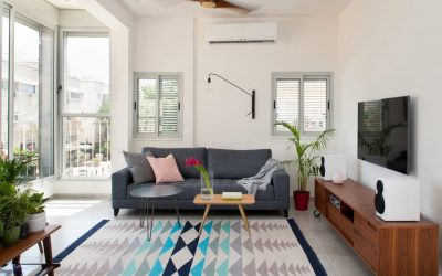 Practical Small Apartment Solutions: Making Room for Your Growing Famiy
